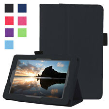 New Luxury Leather Magnetic Smart Stand Case For Amazon Kindle Fire 7 2015 Black