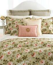 NEW RALPH LAUREN YORKSHIRE ROSE FLORAL TWIN SIZE COMFORTER