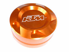 KTM 390 DUKE REAR BRAKE FLUID RESERVOIR MASTER CYLINDER SCREW LID CAP B12H
