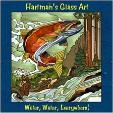 WATER EVERYWHERE Paned Expressions Pattern Book on CD + BONUS