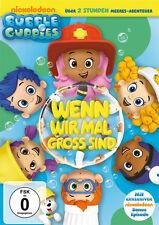 DVD * BUBBLE GUPPIES - Wenn wir mal groß sind # NEU OVP +