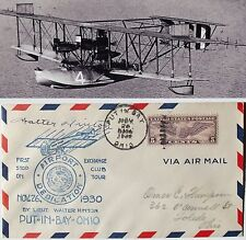 Walter Hinton Pilot Of The Historic 1919 Transatlantic Flight Signed Cover    #2