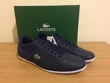 Lacoste Taloire Men's Leather Trainers Size UK 9 EUR 43