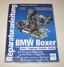 Reparaturanleitung BMW 4-Ventil Boxer Motoren, Kupplung, Getriebe - ab 1993!