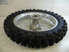 Suzuki DRZ400E  Rear Wheel   drz 400E E 2004 low hours