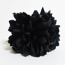 Handmade Chrysanthemum Flower Hair Jaw Claw Clip Women Hair Accessory