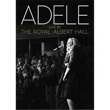 ADELE LIVE AT THE ROYAL ALBERT HALL CD & DVD REGION 0 PAL NEW