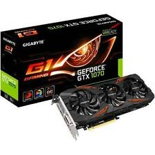 Gigabyte GV-N1070G1 GAMING-8GD GeForce GTX 1070 G1 Gaming 8GB GDDR5 Video Card