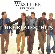 Unbreakable: The Greatest Hits, Vol. 1 by Westlife (CD, Nov-2002, BMG...
