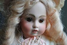 """Antique Bru French Doll 15""""  Reproduction"""