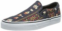 Vans Classic Nintendo Zelda Canvas Slip On Trainers Shoes