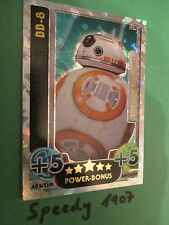 Topps Star Wars Force Attax Awakens Limited Edition BB-8  limitiert Erwachen