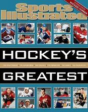 SPORTS ILLUSTRATED HOCKEY'S GREATEST (9781618931368) -  (HARDCOVER) NEW