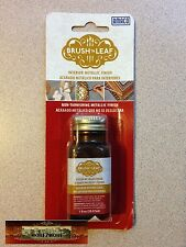 M00568 MOREZMORE Brush 'n Leaf Interior Metallic Paint Antique Gold Leaf Gilding