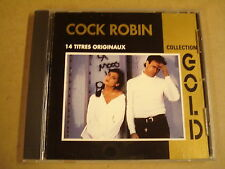 CD / COCK ROBIN - COLLECTION GOLD