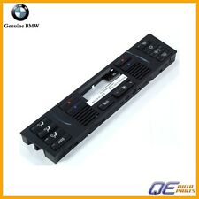 BMW E39 E53 M5 X5 Push Button Set - Replacement Buttons for A/C Control Panel