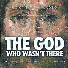 The God Who Wasn't There DJ Madson MUSIC CD