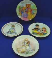 4 Avon Mother's Day Plate's 1987-1989 !996 Give Mom Year you were born as Gift!