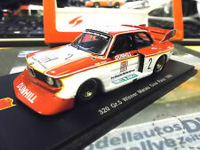 BMW e21 320 taille 5 turbo Macao Guia race 1980 #2 H.J. stuc limit spark res 1:43