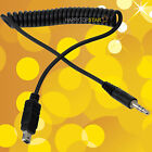Shutter Release Cable Cord 3.5mm to MC-DC2(N3) for Nikon D7000 D7100 DF RF-624