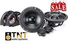 "MOREL HYBRID 602 2WAY COMPONENT CAR SPEAKER SYSTEM 6.5"" 140W RMS - ORIGINAL NEW!"