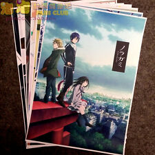 Noragami Yato Yukine 8 PCS Postcard Photo Picture Poster Post Cards