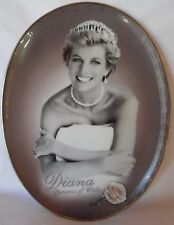 Princess Diana 1st Issue, Portraits of Diana,Display Plate, Limited Edition