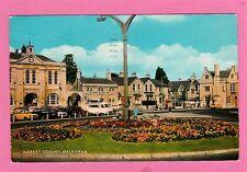 Dated 1973. Market Square, Melksham, Wiltshire