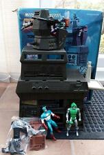 SECRET WARS  MARVEL DR DOOM TOWER complete boxed Used MATTEL captain america