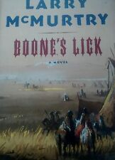 Boone's Lick by Larry McMurtry (2000, Hardcover) New First Edition