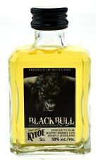 Black Bull Kyloe Duncan Taylor Blended Scotch Whisky 0,05l Miniatur