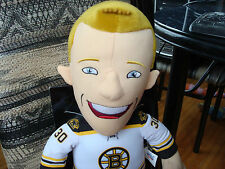 "BOSTON BRUINS*Tim Thomas*Bleacher Creatures*NHLPA*14"" Plush Doll*NEW IN BOX*"