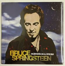 Bruce Springsteen Working On A Dream 2-LP Europa 2009 precintado