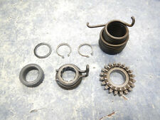 KICKSTART SHAFT SPRING GEAR 1976 HONDA CB400F SUPER SPORT CB400 F FOUR 76