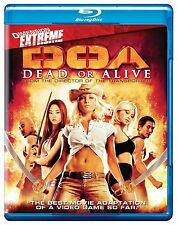 DOA : DEAD OR ALIVE -  Blu Ray - Sealed Region free for UK