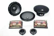 "Massive Audio ZK6 400 Watts 6.5"" 2-Way Car Component Speaker System 6-1/2"""