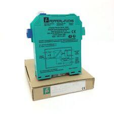 Solenoid Driver PepperL & Fuchs KFD2-SL-EX1.48