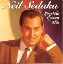 NEIL SEDAKA : SINGS HIS GREATEST HITS (CD) sealed
