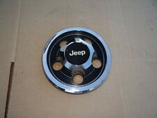 Jeep Wrangler / Cherokee Wheel Center Cap.  OEM