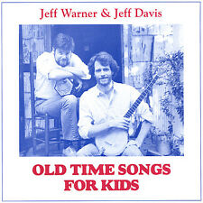Jeff Warner - Old Time Songs for Kids [New CD]