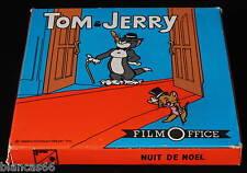 *** FILM S8 COULEUR SONORE 60 METRES - TOM ET JERRY - LA NUIT DE NOEL ***