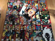 Ghost Rider lot of 65 issues Midnight Sons Blaze Spirits of Vengeance