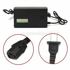 14AH 48V Lead Acid Battery Charger For Electric Bicycle Bike Scooters