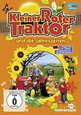 DVD * KLEINER ROTER TRAKTOR UND DIE JAHRESZEITEN # NEU OVP §