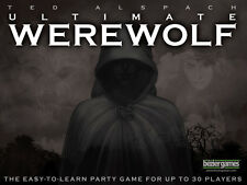 Ultimate Werewolf Revised Edition Family Party Game Bezier Games