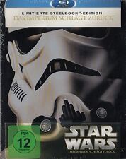 Star Wars - Das Imperium schlägt zurück Blu-ray Steelbook NEU & OVP DE Version