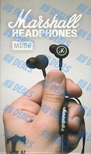 Marshall Mode Earphones Headphones In-Ear Earbuds Microphone & Remote