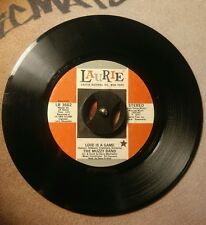*RARE PSYCH SOUL*!JUICY SAX! *THE MUZZY BAND* -LOVE IS A GAME / FOX  LR 3662
