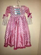 LALALOOPSY GIRL'S SUZETTE LA SWEET FANTASY PLAY DRESS COSTUME SIZE 3 AND UP