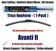 Super Premium NeoForm Wiper Blade 1-Pack fits 1970-90 Avanti II 16140